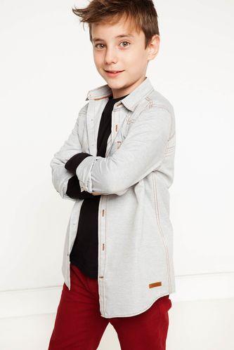 Genç Erkek Gömlek DeFacto
