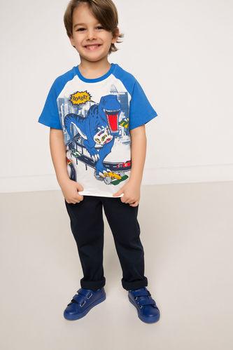 Regular Fit Erkek Çocuk Pantolon DeFacto