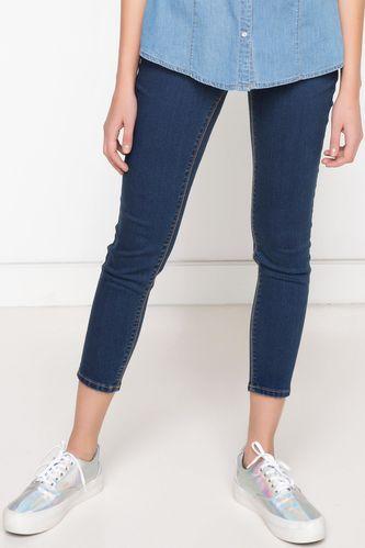 Skinny Denim Pantolon DeFacto