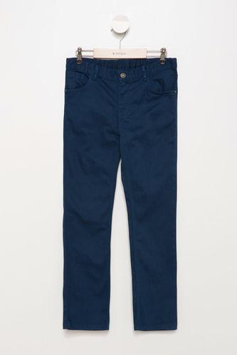 Slim Fit Genç Erkek Pantolon DeFacto