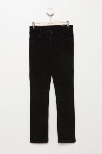 Slim Fit Denim Pantolon DeFacto